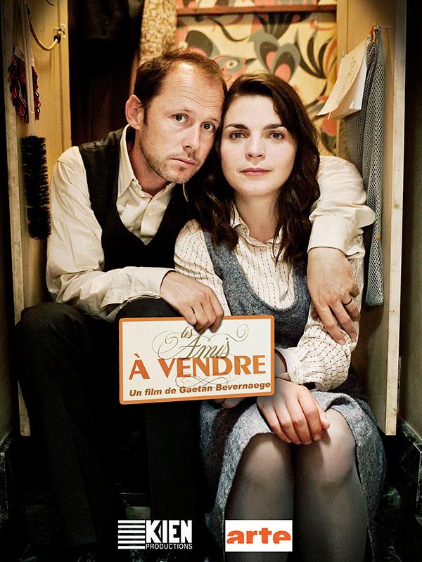 AFFICHE - Les Amis A Vendre_lght